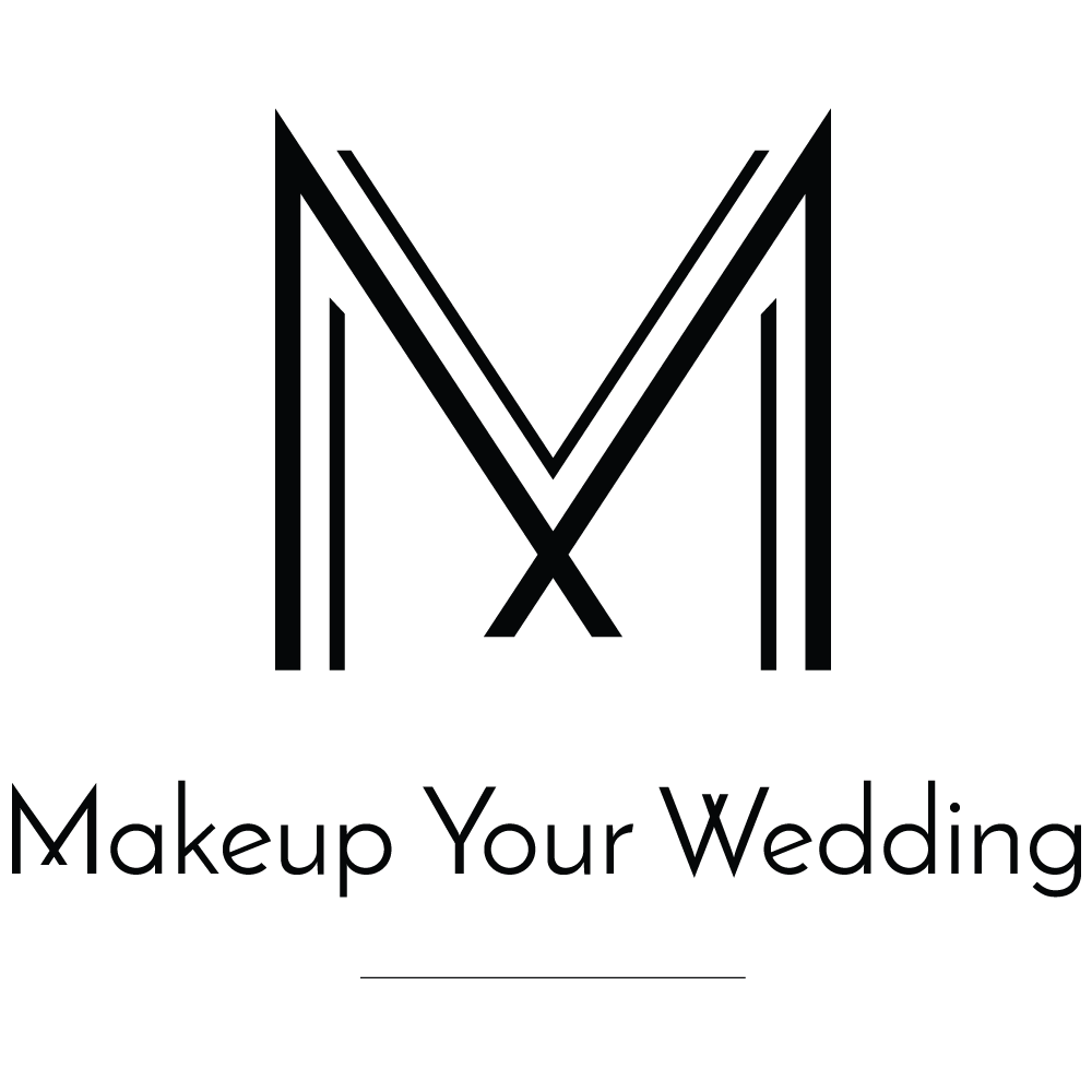 The logo of Makeup Your Wedding