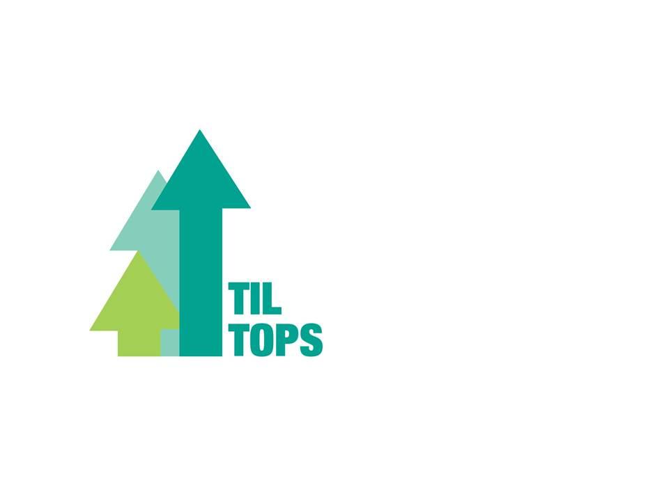 Til Tops Bornholm logo